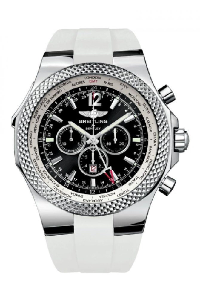 Breitling A4736212/B919/219S/A20D.2 for Bentley GMT