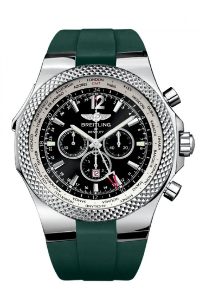 Breitling A4736212/B919/214S/A20D.2 for Bentley GMT