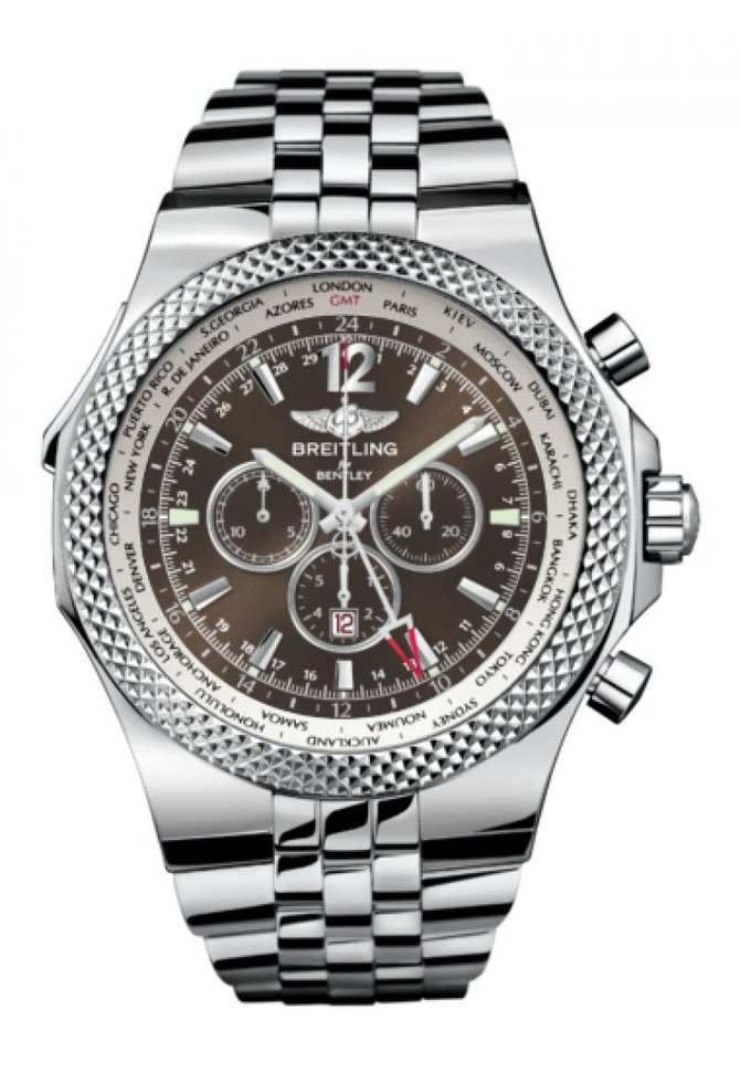 Breitling A4736212/Q554/998A for Bentley GMT