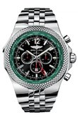 Breitling for Bentley A47362S4/B919/998A GMT