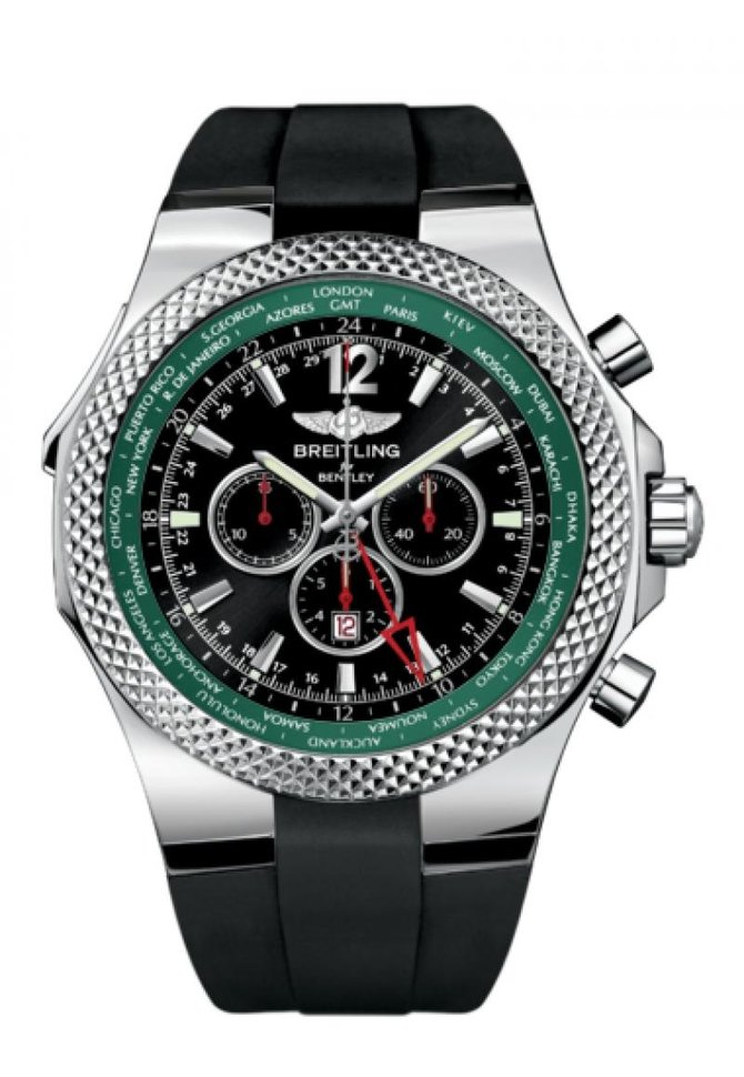Breitling A47362S4/B919/210S/A20D.2 for Bentley GMT