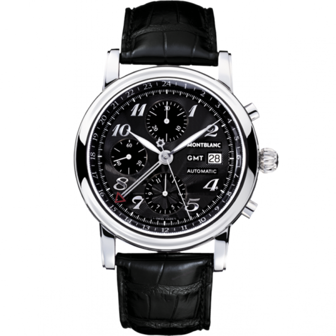 Montblanc 102135 Star Chronograph GMT Automatic - фото 1