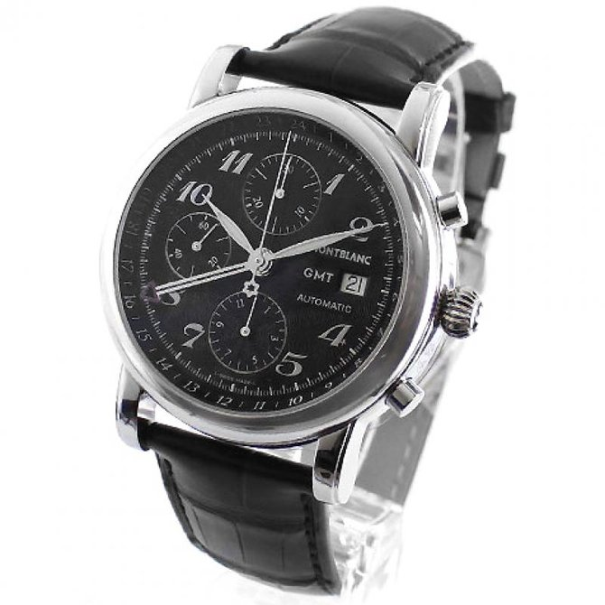 Montblanc 102135 Star Chronograph GMT Automatic - фото 3