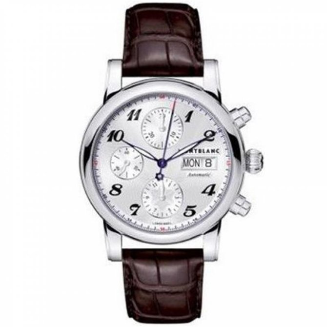 Montblanc 106466 Star Chronograph Automatic - фото 1