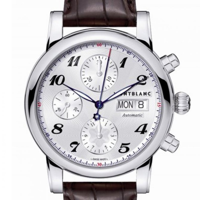 Montblanc 106466 Star Chronograph Automatic - фото 2