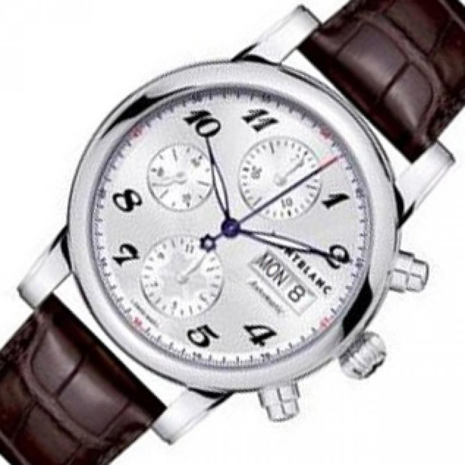 Montblanc 106466 Star Chronograph Automatic - фото 4