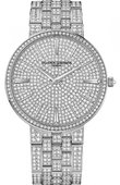 Vacheron Constantin Patrimony Lady 81575/v02g-9274 Traditionnelle Fully Paved