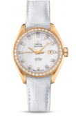 Omega Seamaster Ladies 231.58.34.20.55.001 Aqua terra 150m co-axial