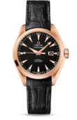 Omega Seamaster Ladies 231.53.34.20.01.002 Aqua terra 150m co-axial