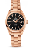 Omega Seamaster Ladies 231.50.34.20.01.002 Aqua terra 150m co-axial