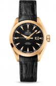 Omega Seamaster Ladies 231.53.34.20.01.001 Aqua terra 150m co-axial