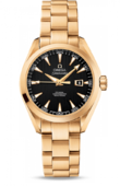Omega Seamaster Ladies 231.50.34.20.01.001 Aqua terra 150m co-axial