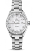 Omega Seamaster Ladies 231.15.34.20.55.001 Aqua terra 150m co-axial