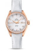 Omega Seamaster Ladies 231.58.34.20.55.002 Aqua terra 150m co-axial