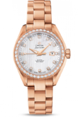 Omega Seamaster Ladies 231.55.34.20.55.002 Aqua terra 150m co-axial