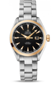 Omega Seamaster Ladies 231.20.34.20.01.004 Aqua terra 150m co-axial