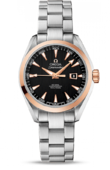 Omega Seamaster Ladies 231.20.34.20.01.003 Aqua terra 150m co-axial
