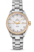 Omega Seamaster Ladies 231.25.34.20.55.004 Aqua terra 150m co-axial