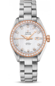 Omega Seamaster Ladies 231.25.34.20.55.003 Aqua terra 150m co-axial