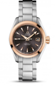 Omega Seamaster Ladies 231.20.30.20.06.003 Aqua terra 150m co-axial