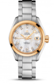 Omega Seamaster Ladies 231.20.30.20.55.004 Aqua terra 150m co-axial