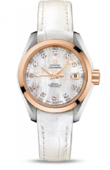 Omega Seamaster Ladies 231.23.30.20.55.001 Aqua terra 150m co-axial