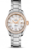 Omega Seamaster Ladies 231.25.30.20.55.003 Aqua terra 150m co-axial