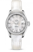 Omega Seamaster Ladies 231.18.30.20.55.001 Aqua terra 150m co-axial