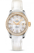 Omega Seamaster Ladies 231.28.30.20.55.002 Aqua terra 150m co-axial