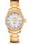 Omega Seamaster Ladies 231.55.30.20.55.002 Aqua terra 150m co-axial