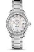 Omega Seamaster Ladies 231.15.30.20.55.001 Aqua terra 150m co-axial