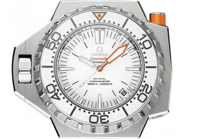 Omega 224.30.55.21.04.001 Seamaster Ladies Ploprof 1200 m co-axial - фото 3