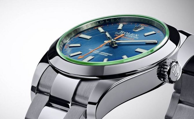 Rolex 116400GV Milgauss Steel 40mm - фото 5