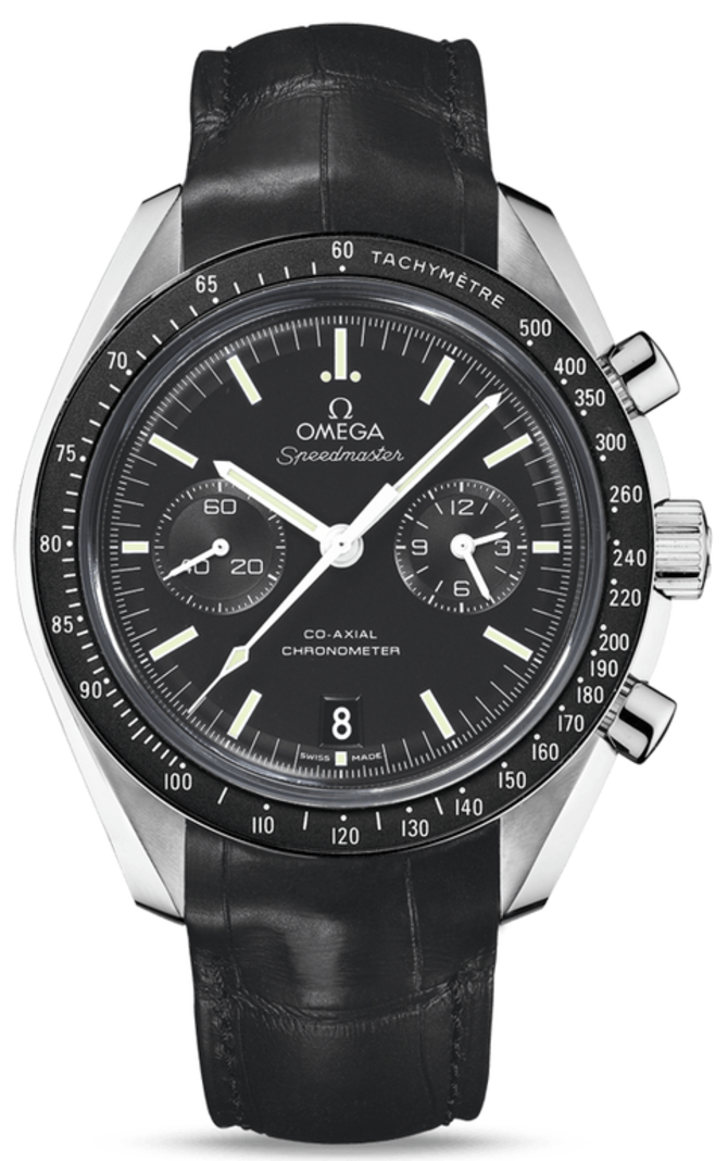 Omega 311.33.44.51.01.001 Speedmaster Moonwatch Co-Axial Chronograph