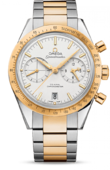 Omega Speedmaster 331.20.42.51.02.001 '57 co-axial chronograph