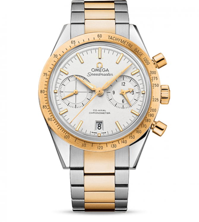 Omega 331.20.42.51.02.001 Speedmaster '57 co-axial chronograph - фото 1