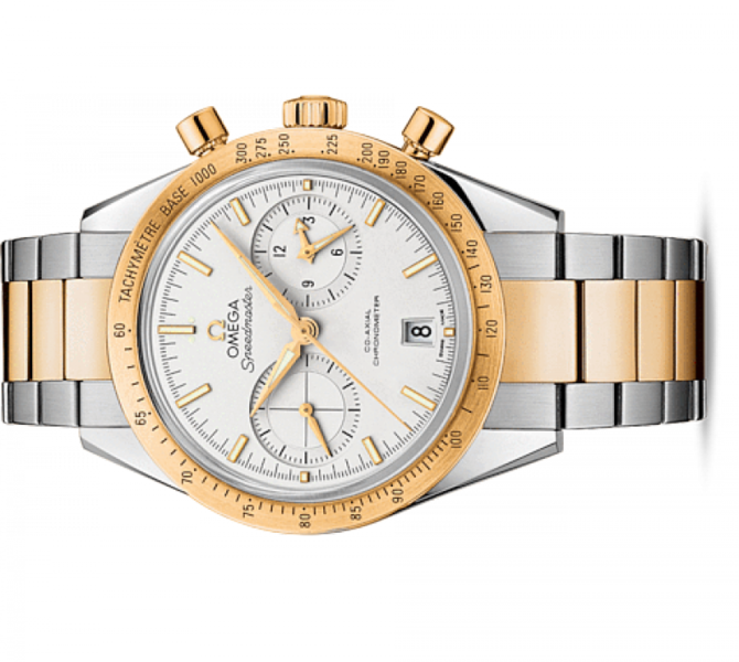 Omega 331.20.42.51.02.001 Speedmaster '57 co-axial chronograph - фото 2
