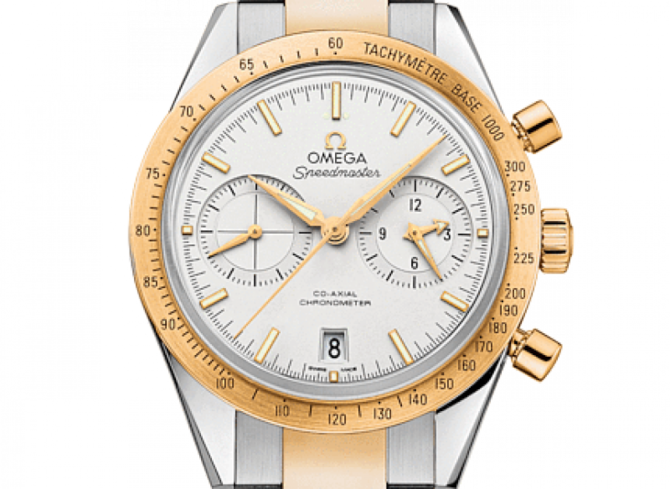 Omega 331.20.42.51.02.001 Speedmaster '57 co-axial chronograph - фото 3