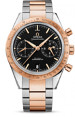 Omega Speedmaster 331.20.42.51.01.002 '57 co-axial chronograph