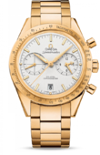 Omega Speedmaster 331.50.42.51.02.001 '57 co-axial chronograph