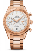 Omega Speedmaster 331.50.42.51.02.002 '57 co-axial chronograph