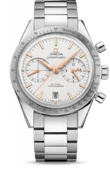 Omega Speedmaster 331.10.42.51.02.002 '57 co-axial chronograph