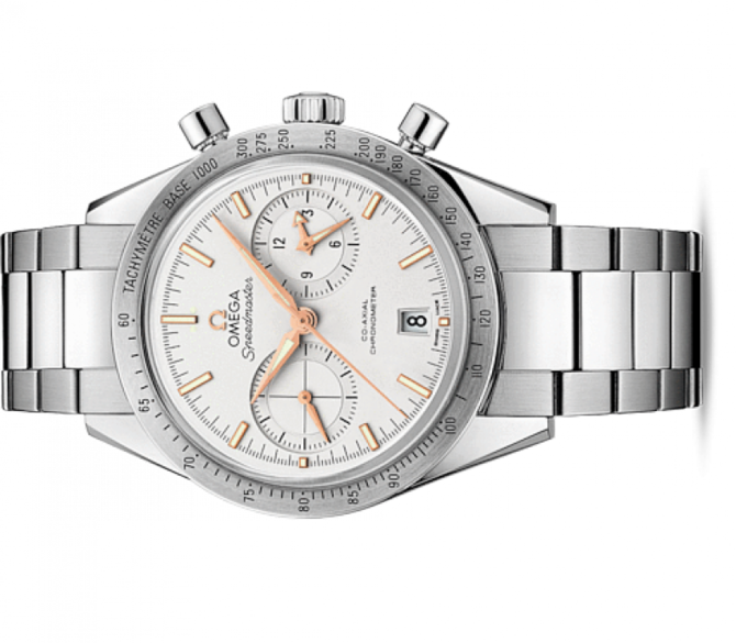 Omega 331.10.42.51.02.002 Speedmaster '57 co-axial chronograph - фото 2