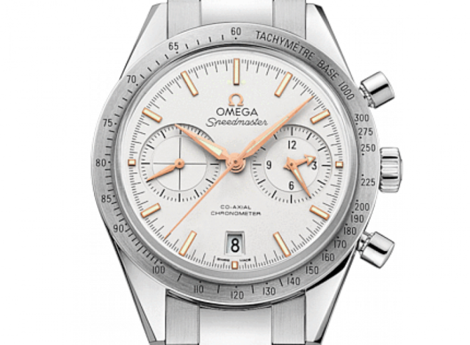 Omega 331.10.42.51.02.002 Speedmaster '57 co-axial chronograph - фото 3