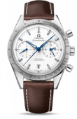 Omega Speedmaster 331.92.42.51.04.001 '57 co-axial chronograph