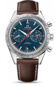 Omega Speedmaster 331.12.42.51.03.001 '57 co-axial chronograph
