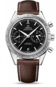 Omega Speedmaster 331.12.42.51.01.001 '57 co-axial chronograph