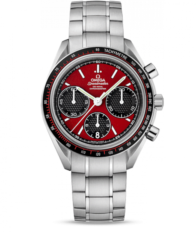 Omega 326.30.40.50.11.001 Speedmaster Racing co-axial chronograph - фото 1