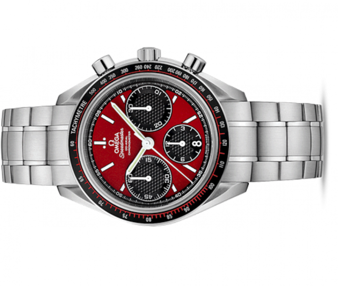 Omega 326.30.40.50.11.001 Speedmaster Racing co-axial chronograph - фото 2