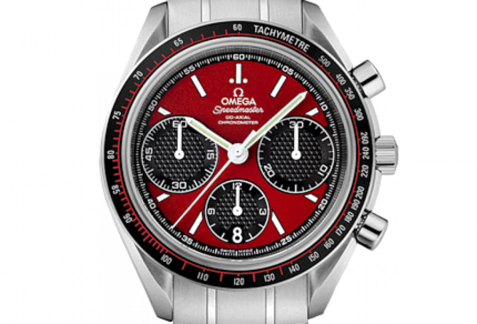 Omega 326.30.40.50.11.001 Speedmaster Racing co-axial chronograph - фото 3